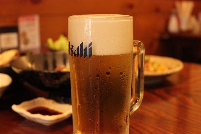 アサヒビールジョッキ